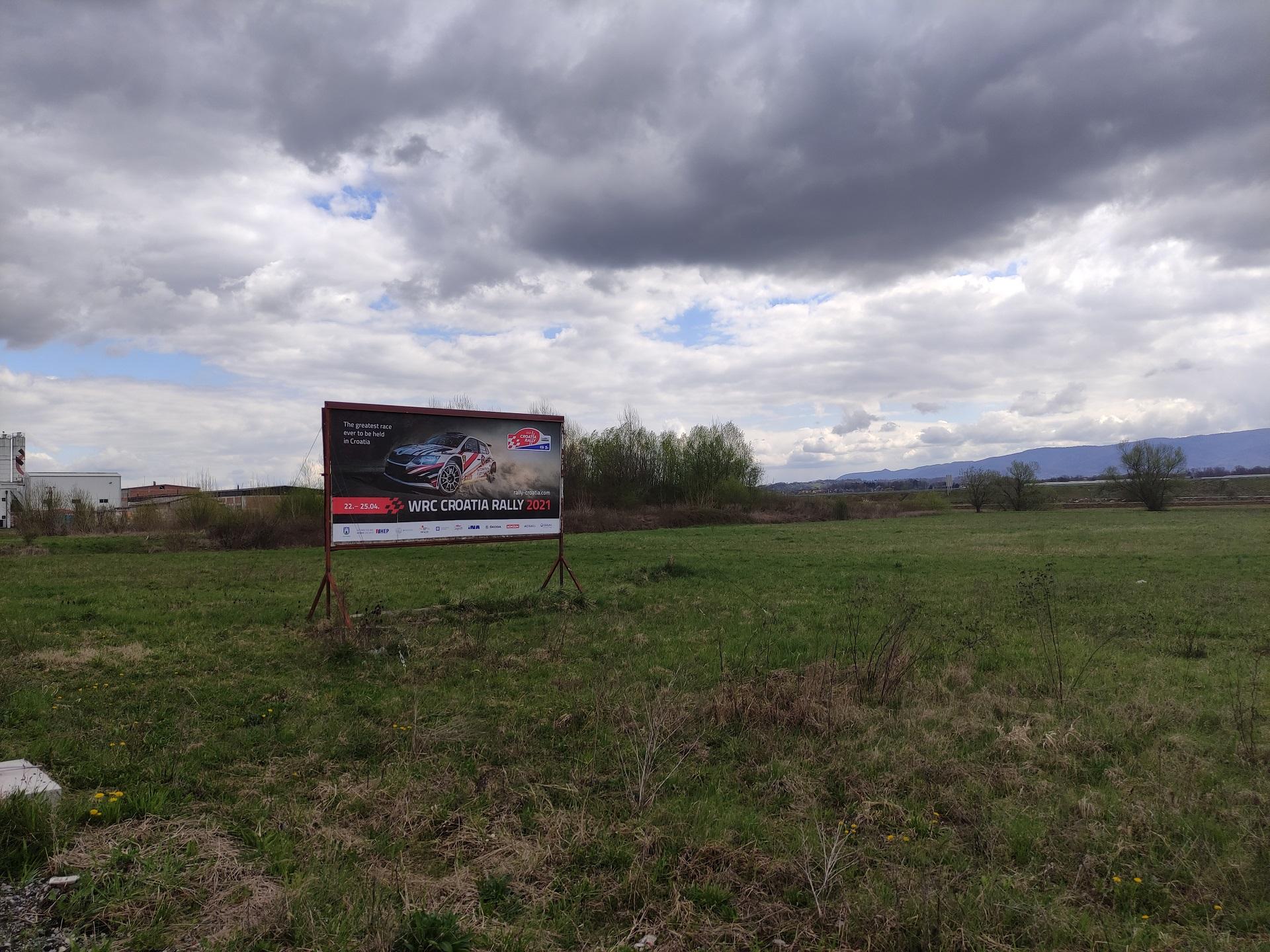 Drugi pano Zabok - WRC Croatia Rally 2021