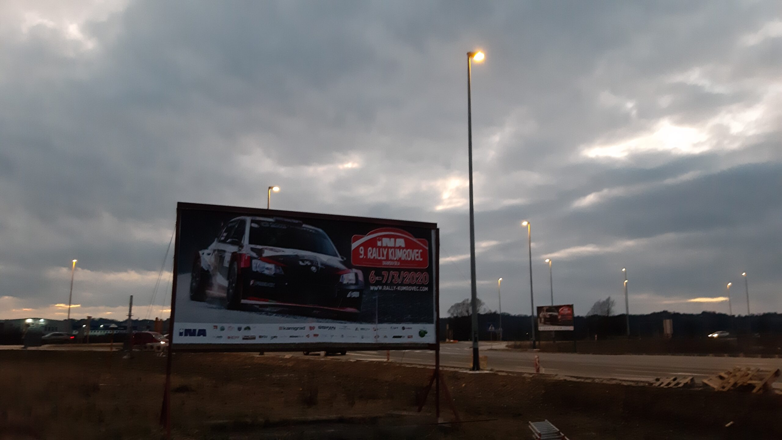 Drugi pano Zabok - Rally Kumrovec