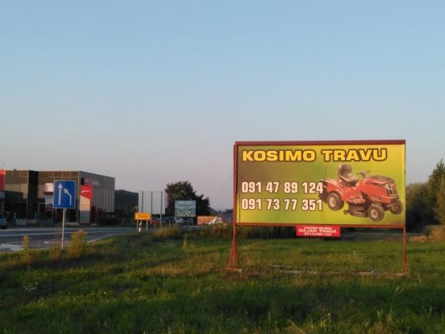 Zabok drugi pano - Kosimo travu