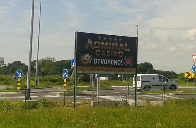 Prvi pano Zabok - Admiral Casino