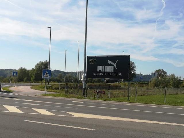 Prvi pano Zabok - Roses - Puma