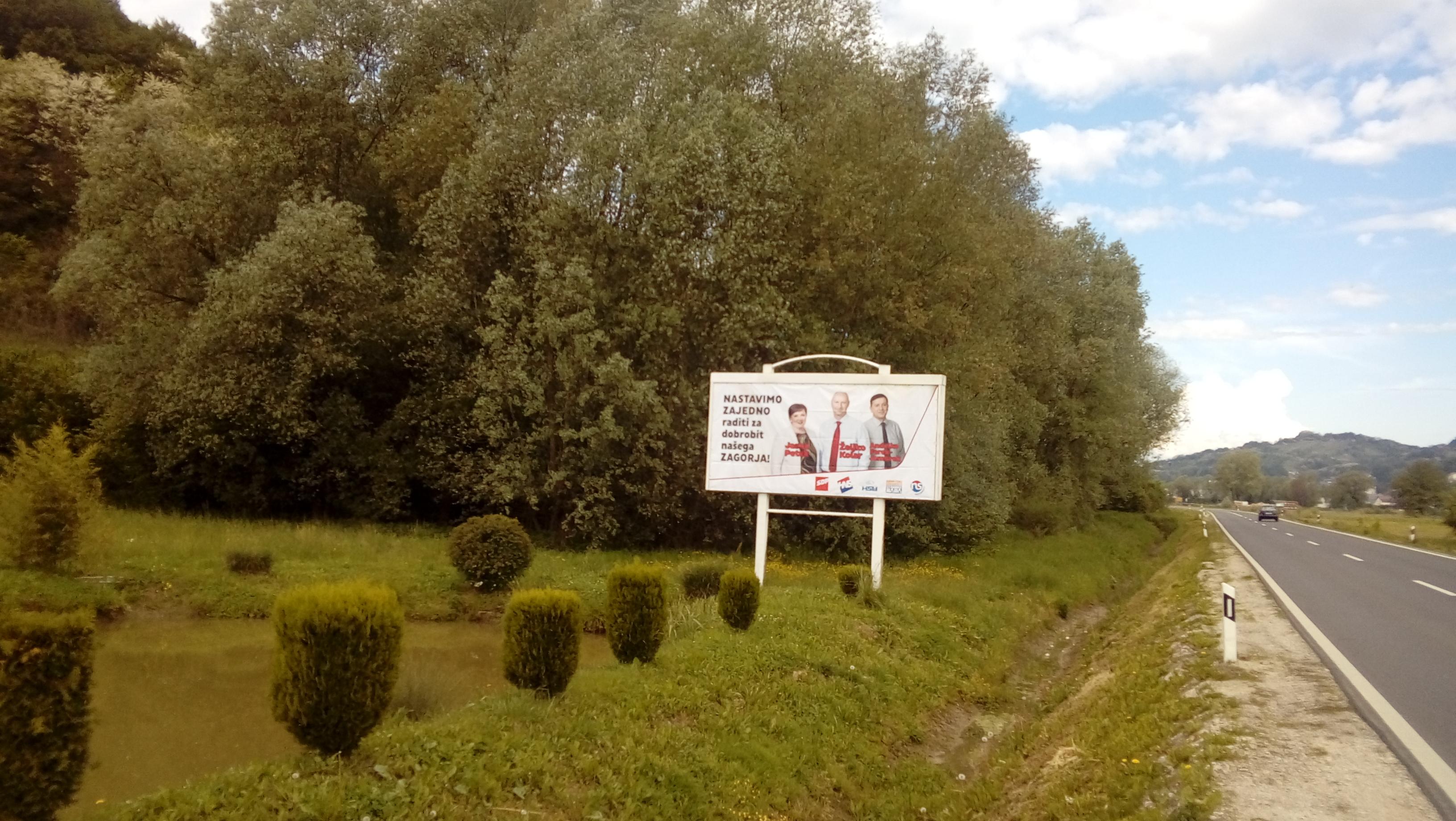 Pano obilaznica Krapinske Toplice - Željko Kolar