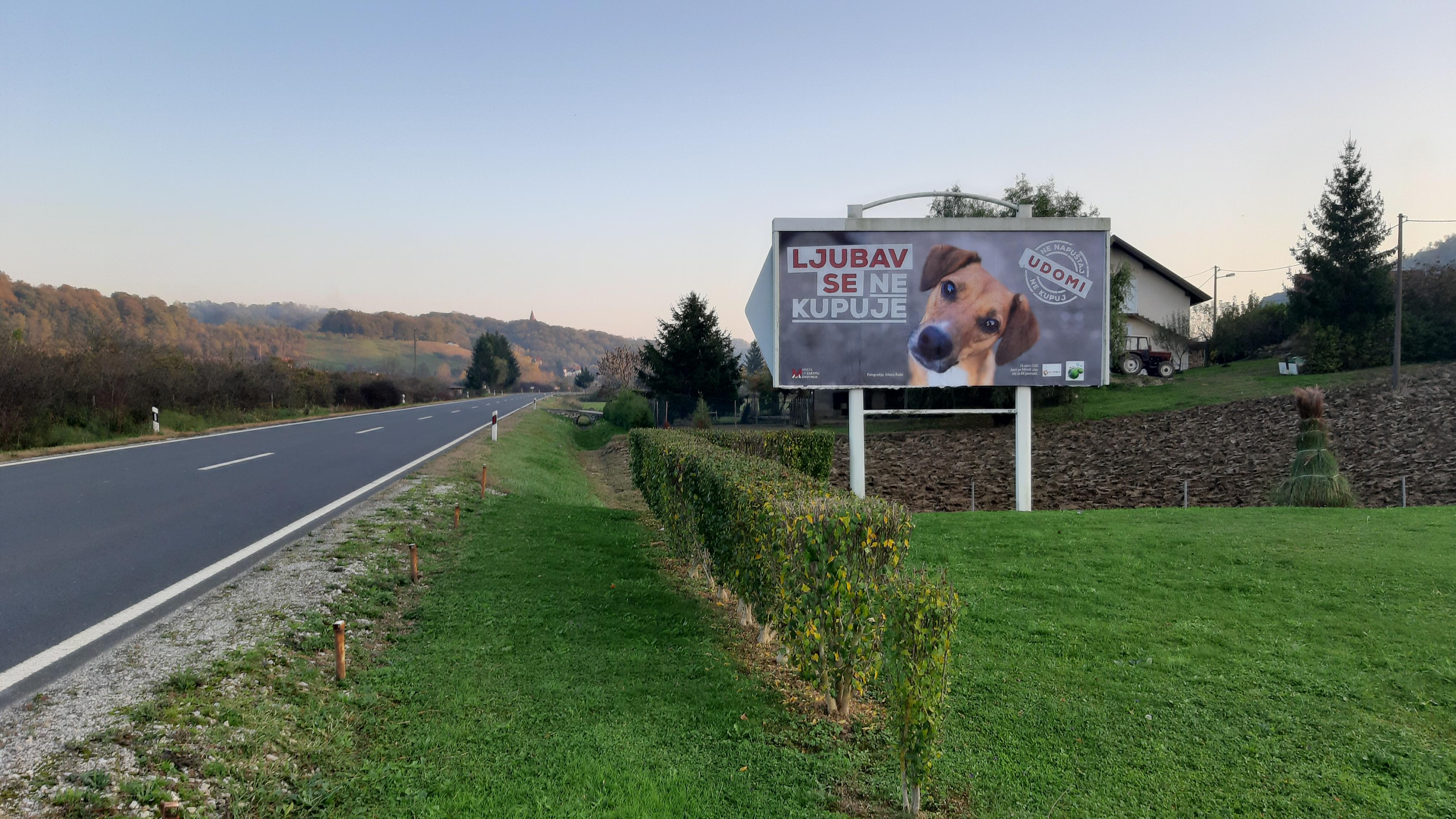 Pano obilaznica Krapinske Toplice - Udomi, ne kupuj