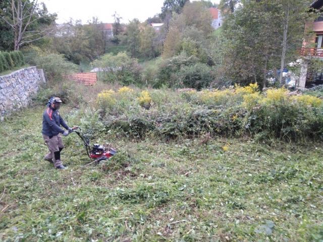 Košnja i održavanje travnatih površina - Košnja trave - Kosimo travu Zagorje