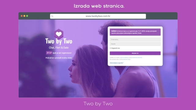 Two by Two - izrada web stranica   Zagorski oglasnik